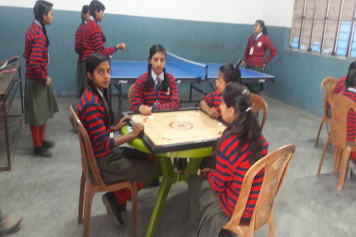 Gyan Bharti Global School-Indoor Games