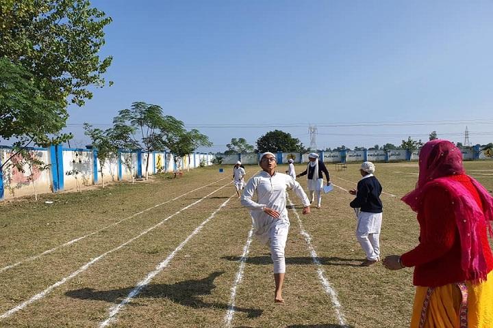 Akal Academy-Running