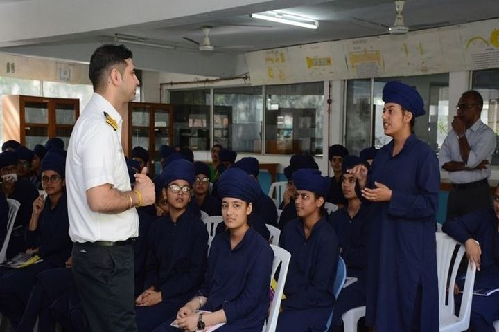 Akal Academy-Interaction Session