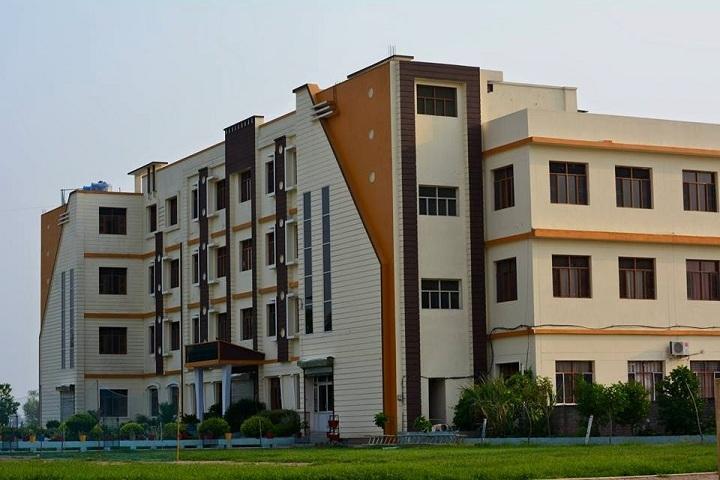 Akal Galaxy Convent School-Campus
