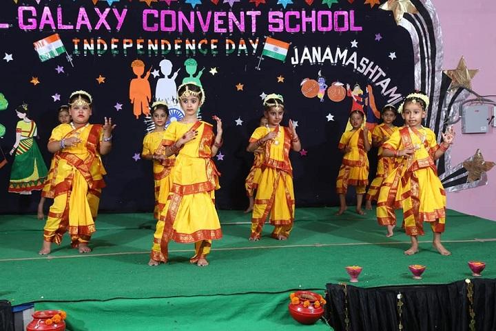Akal Galaxy Convent School-Dance