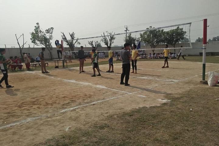 Akal Galaxy Convent School-Indoor-Games