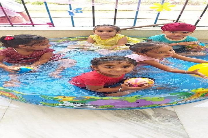 Akal Galaxy Convent School-Kids-Area