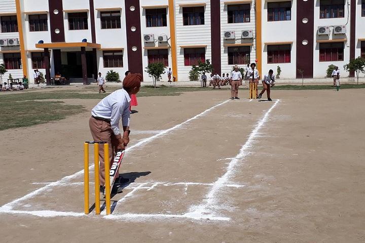 Akal Galaxy Convent School-Sports