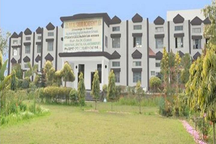 Akal Sahai Academy-Campus