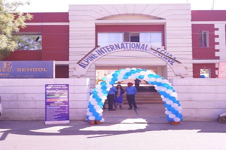 Alpine International School-Campus
