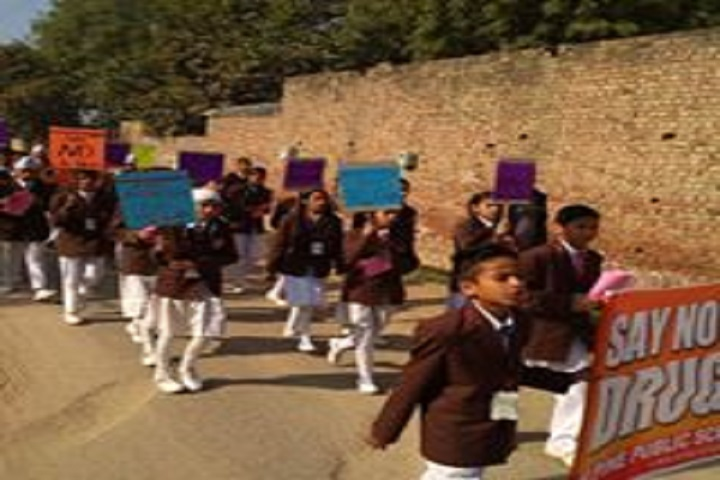 Alpine Public School-Rally