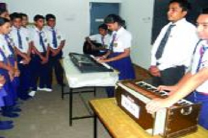 Alpine Valley Public School-Music Room