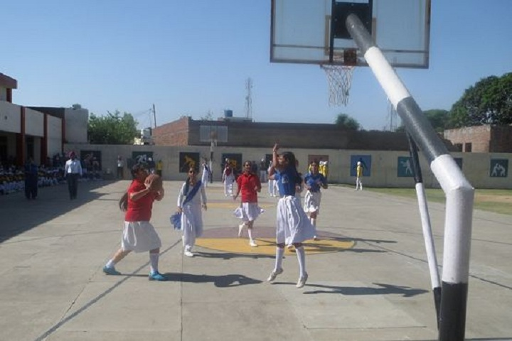Amarpuri Senior Secondary Public School-Games