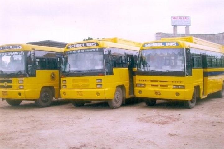 Amarpuri Senior Secondary Public School-Transport