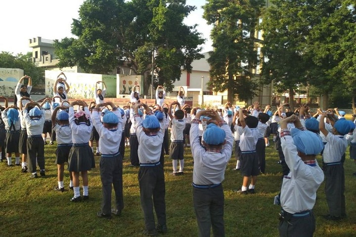 Amarpuri Senior Secondary Public School-Physical Education