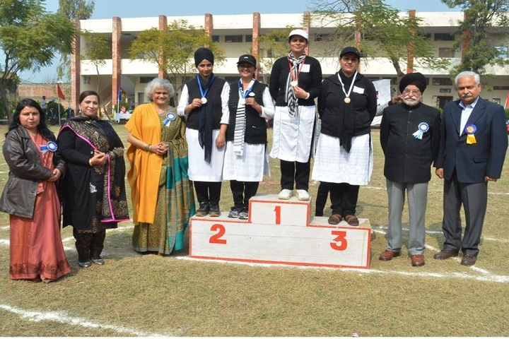 Amarpuri Senior Secondary Public School-Sports Champions