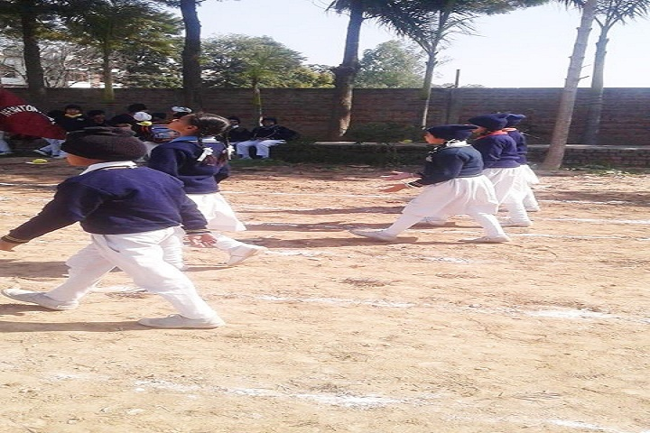 Ambika Public School-Games