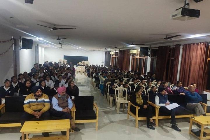 Ambika Public School-Auditorium