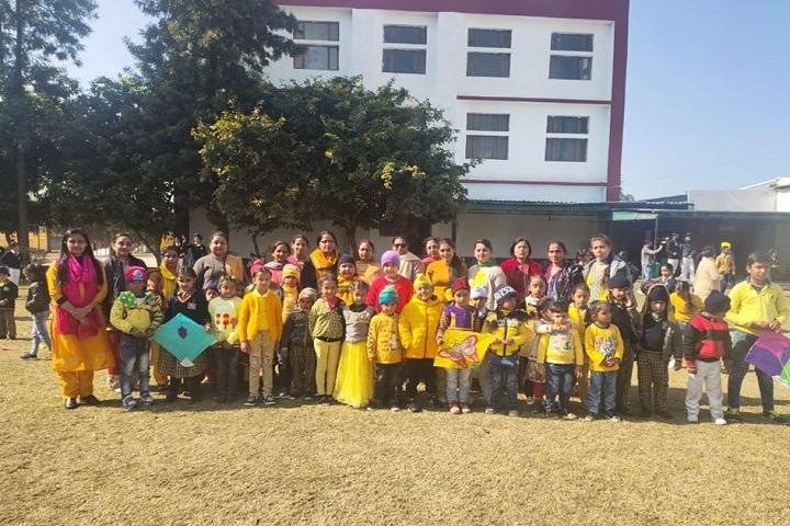 Ambika Public School-Festival Celebrations