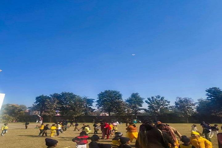 Ambika Public School-Play Area