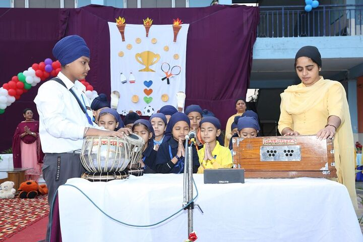 Amrit Indo Canadian Academy-Music At Event