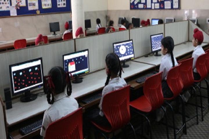 Amritsar Public School-Computer Labs