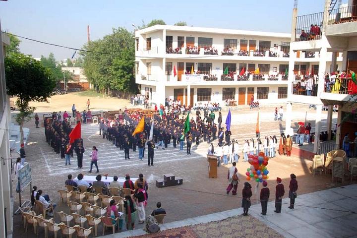 Amritsar Public School-Events