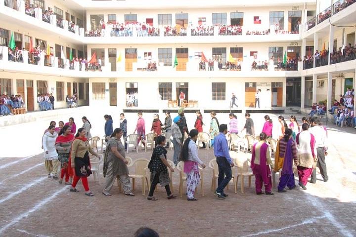 Amritsar Public School-Games