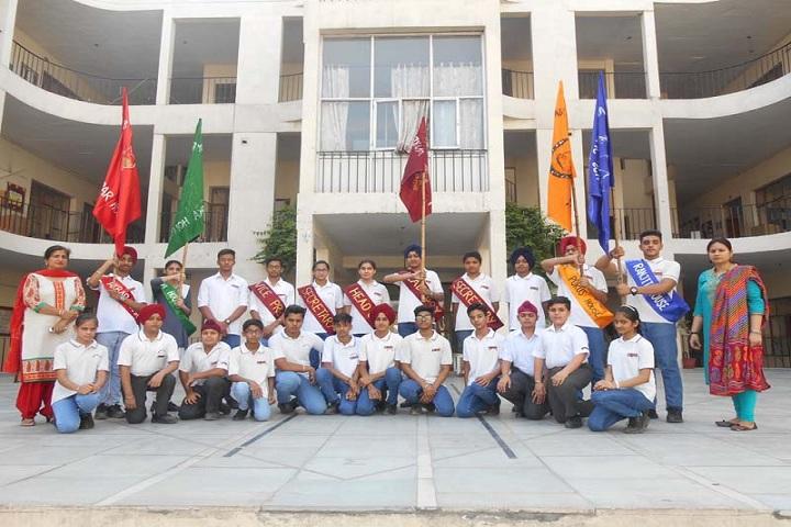 Amritsar Public School-Investiture Ceremony