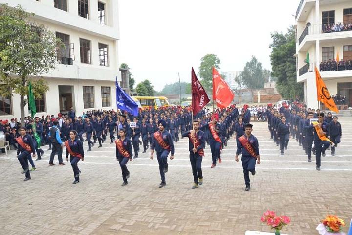 Amritsar Public School-Parade