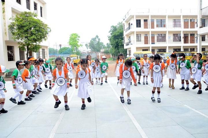 Amritsar Public School-Patriotic Day