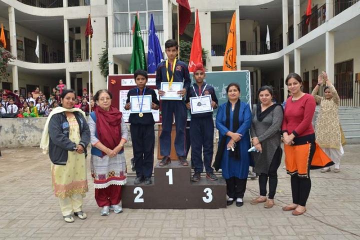 Amritsar Public School-Sports Achievement