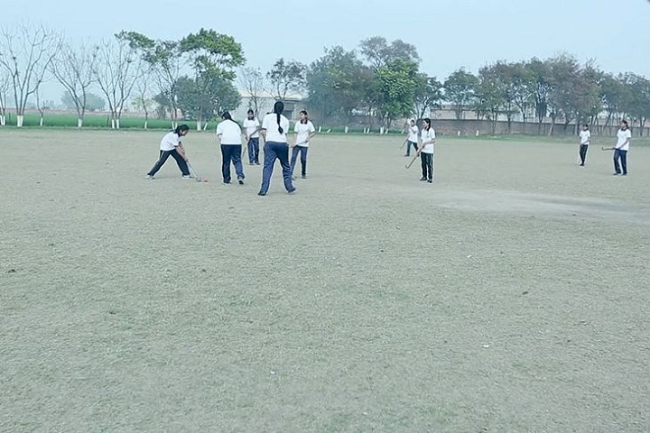 Anand Isher Senior Secondary Public School-Games