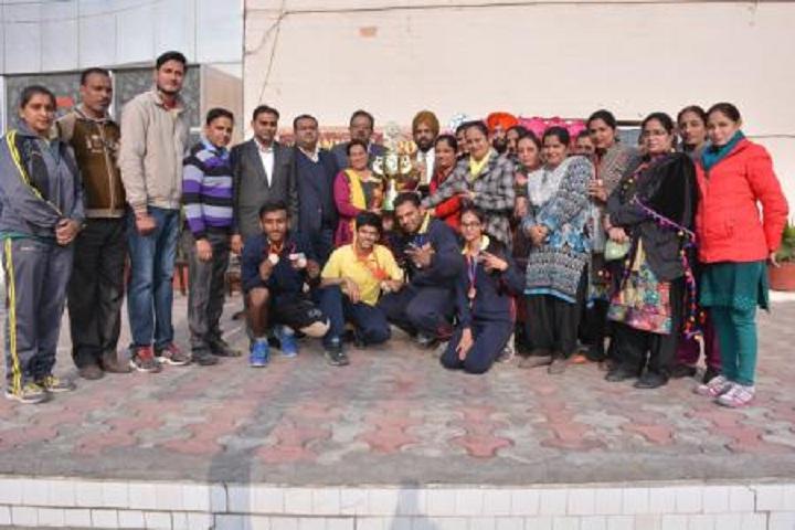 Anand Public Senior Secondary School-Sports