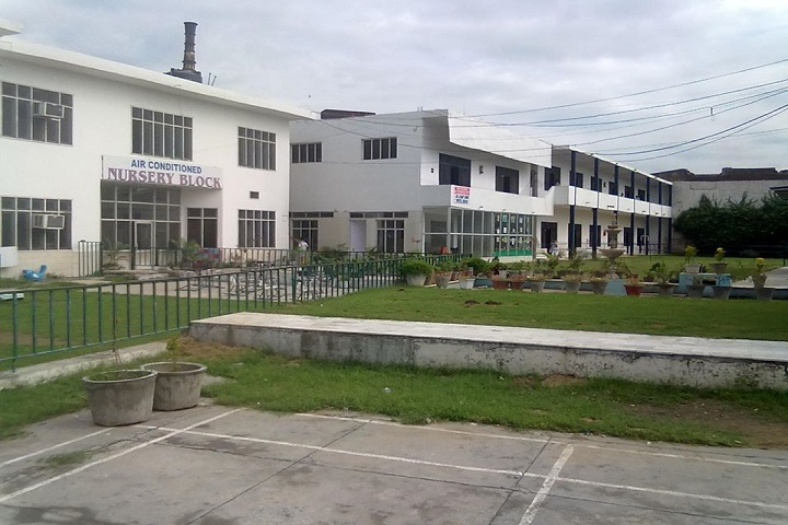 Anand Public School-Building Block