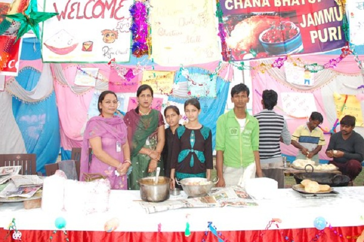Anand Public School-Food Fest