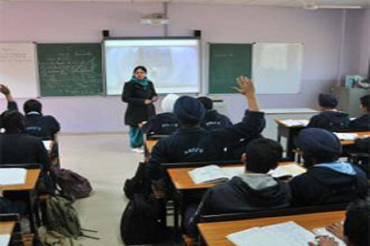 AnneS School-Class-room