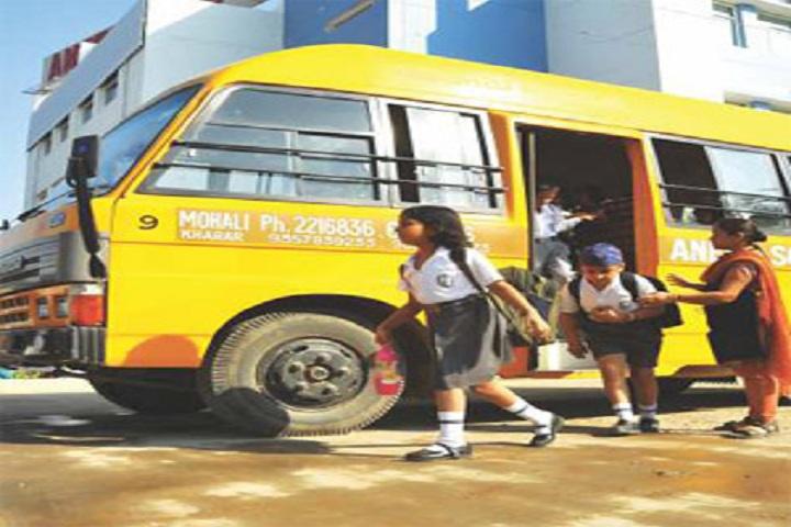AnneS School-Transport