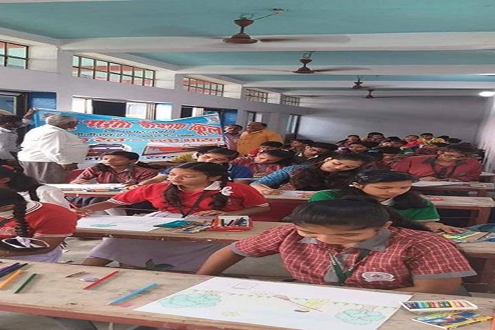 Gyan Bharti Public School-Activity
