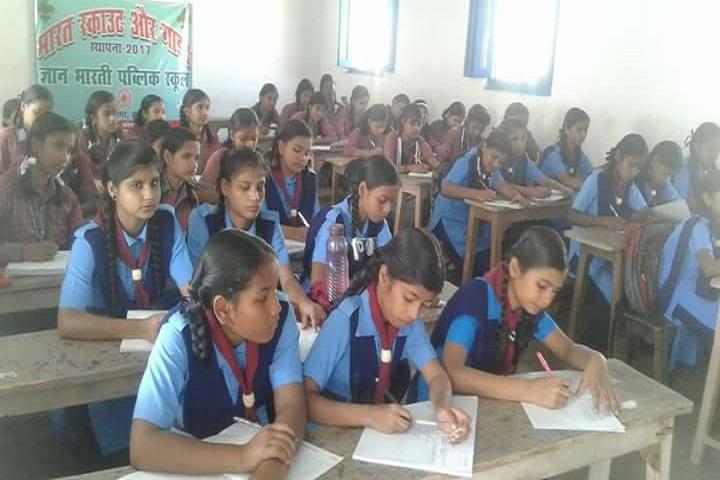 Gyan Bharti Public School-Classroom