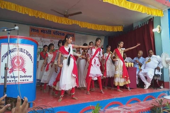 Gyan Bharti Public School-Events