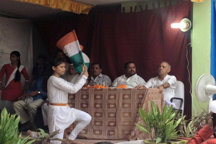 Gyan Bharti Public School-Independence Day Celebrations