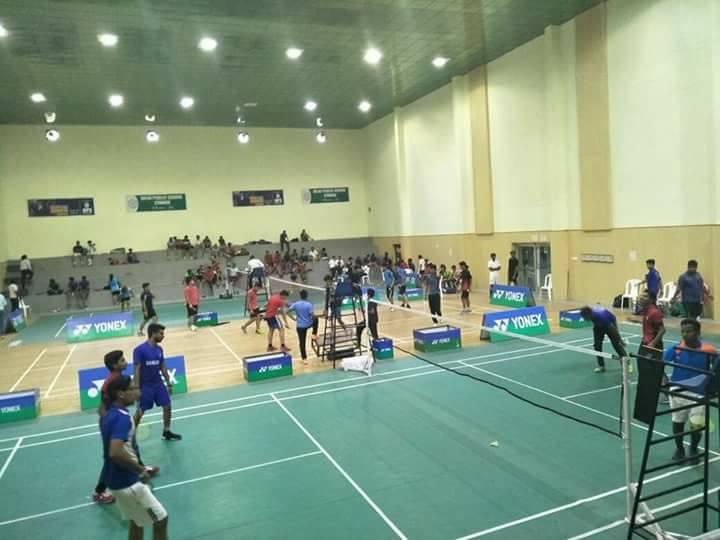 Gyan Bharti Public School-Indoor Games