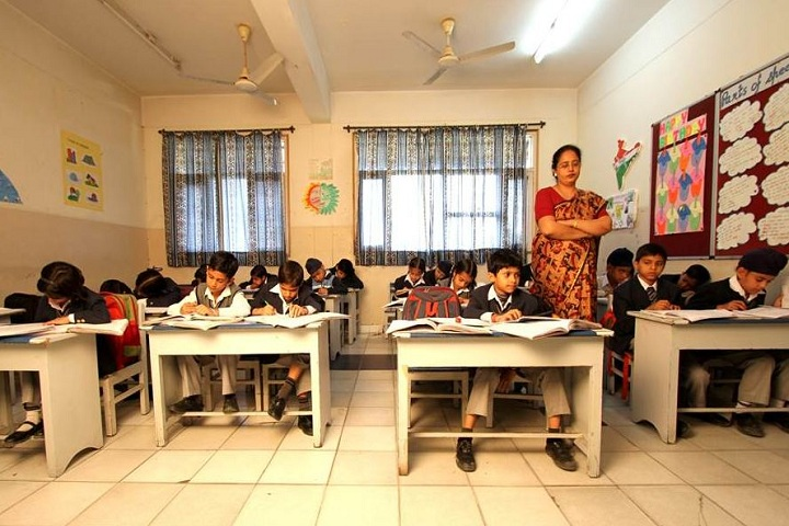 Anees School-Class-Room