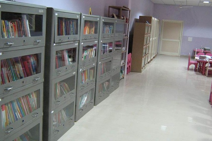 Anees School-Library