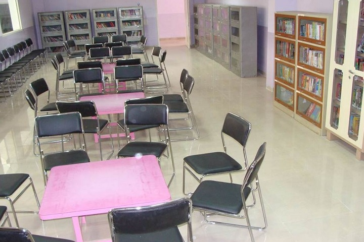 Anees School-Library1