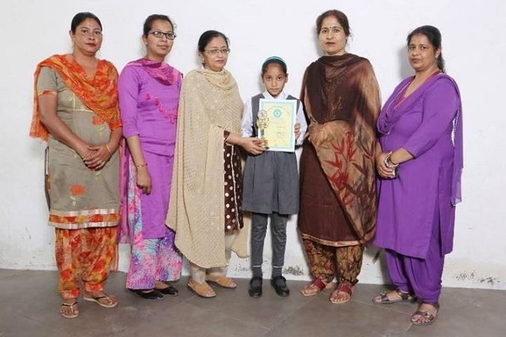 Angel Heart Convent School-Achievement