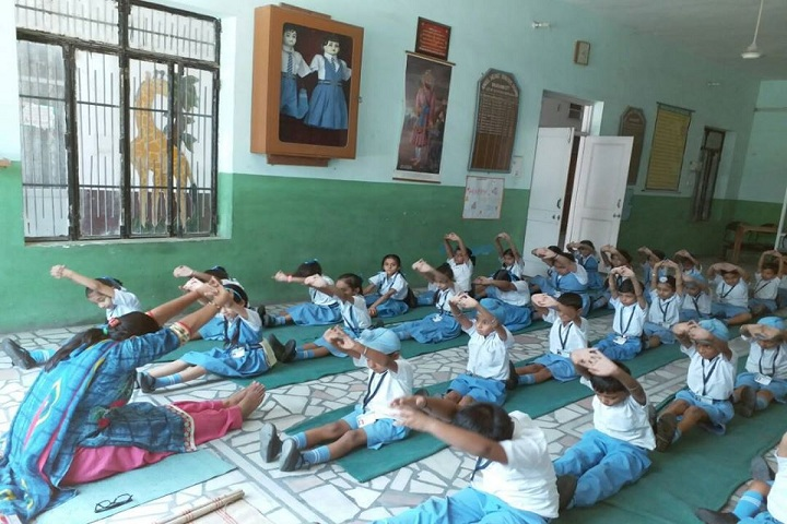 Angel Heart Convent School-Physical Education