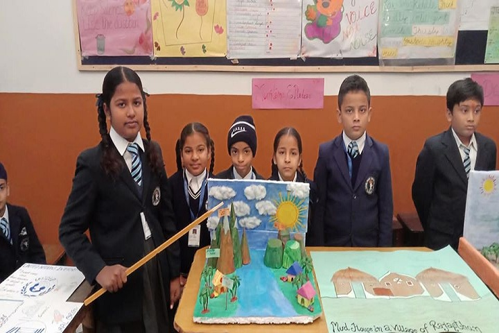 Angel Heart Convent School-Project Presentation