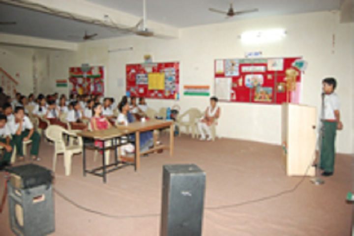 Angels Public School-Class Room