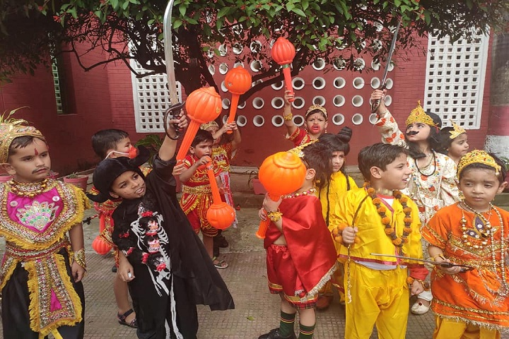 Angels Public School-Festival Celebrations