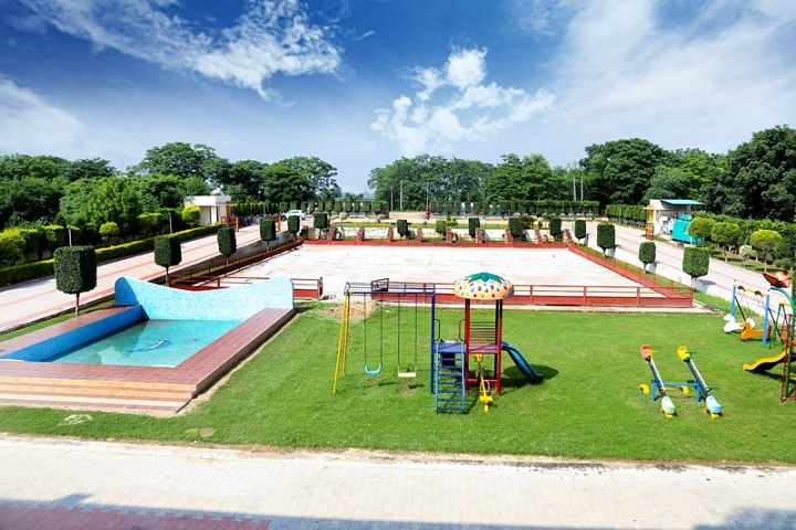 Angels World School-Play Ground