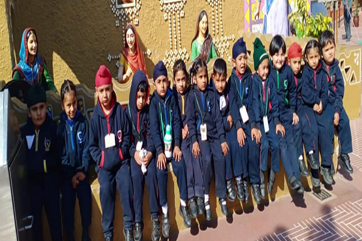 Angels World School-Excursion