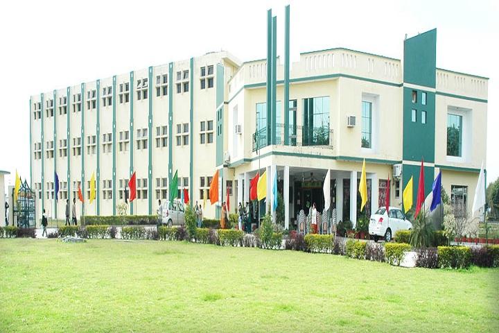 Apex International Public Senior Secondary School-Campus view